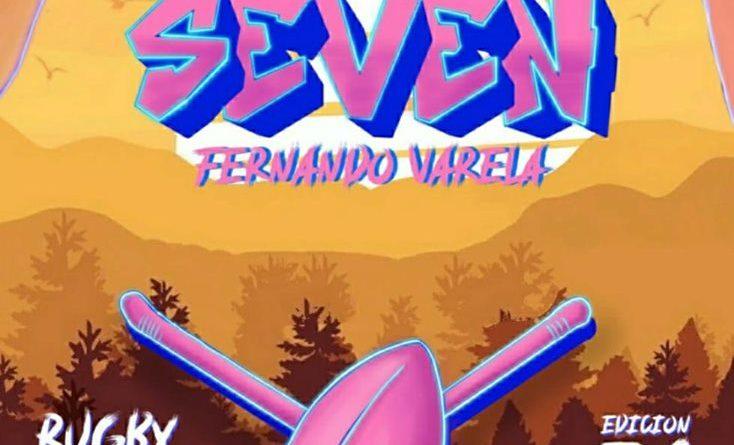 """TANDIL SE PREPARA PARA EL SEVEN """"FERNANDO VARELA"""""""