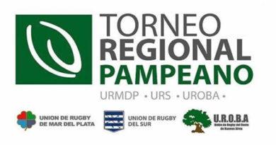 TORNEO REGIONAL PAMPEANO A: FIXTURE